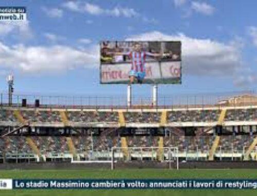 Catania – Lo stadio Massimino cambierà volto: annunciati i lavori di restyling