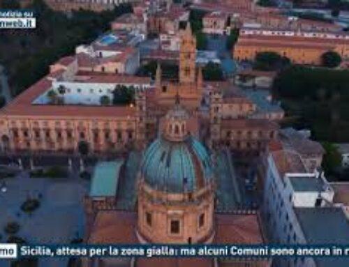 Palermo – Sicilia, attesa per la zona gialla: ma alcuni Comuni sono ancora in rosso