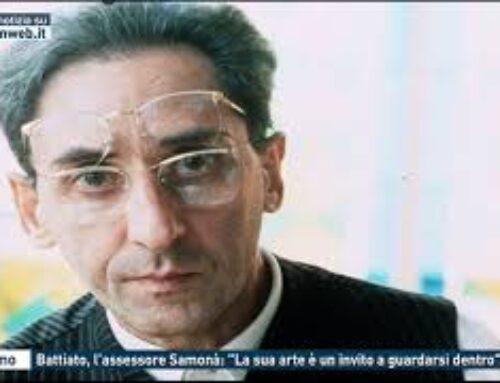 """Palermo – Battiato, l'assessore Samonà: """"La sua arte è un invito a guardarsi dentro"""""""