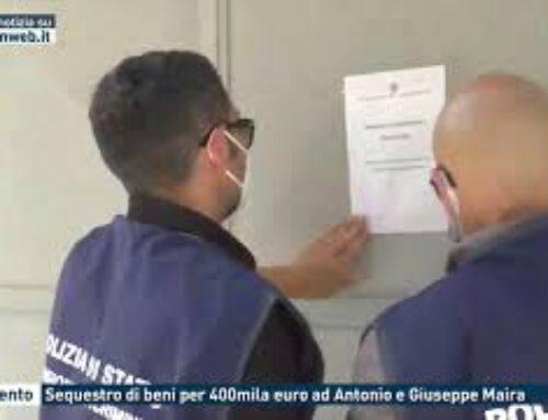 Agrigento – Sequestro di beni per 400mila euro ad Antonio e Giuseppe Maira