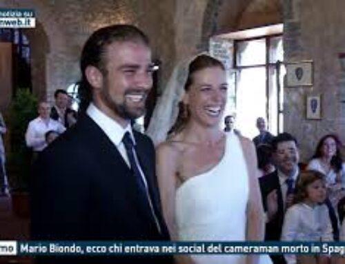 Palermo – Mario Biondo, ecco chi entrava nei social del cameraman morto in Spagna