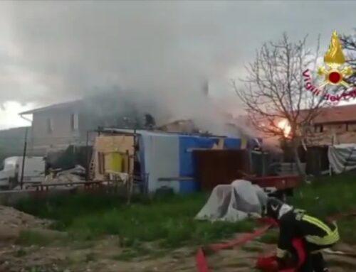 Esplosione in edificio a Gubbio, un morto