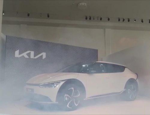 In arrivo EV6, il nuovo Crossover elettrico di KIA