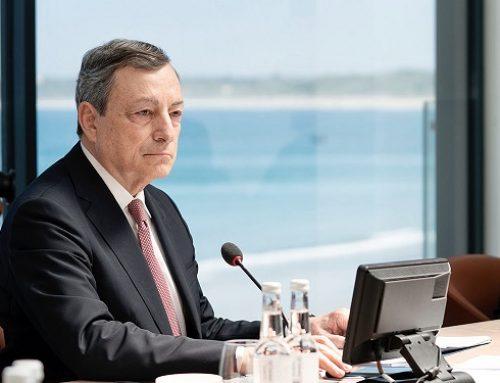 """G7, Draghi """"Con la Cina cooperazione ma franchezza"""""""