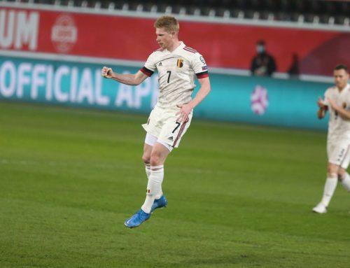 Belgio agli ottavi, rimonta e vittoria in Danimarca
