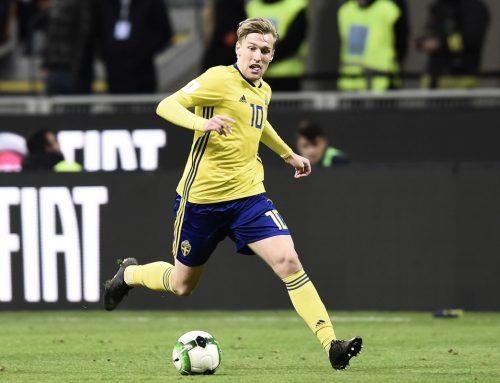 Svezia-Slovacchia 1-0, decide il rigore di Forsberg