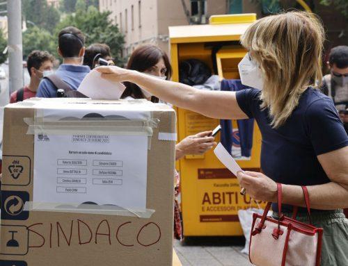 Lepore e Gualtieri vincono le primarie a Bologna e a Roma