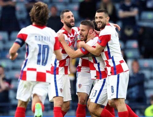 Croazia 3-1 alla Scozia e ottavi, girone all'Inghilterra