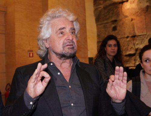 """Grillo """"Non voglio indebolire Conte ma rafforzarlo"""""""