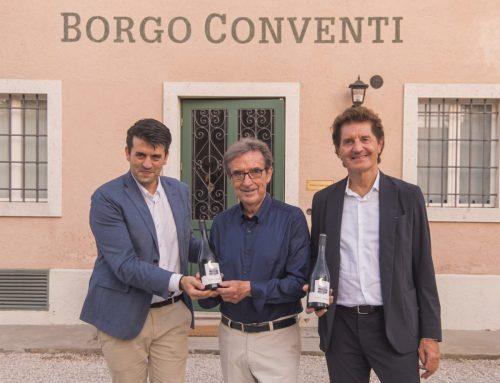 """Nasce """"Luna di Ponca"""", il vino bianco di Borgo Conventi-Villa Sandi"""