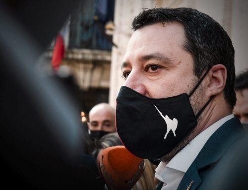 """Ddl Zan, Salvini """"Da Pd e M5S silenzio assordante su confronto"""""""