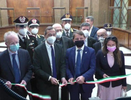 Inps, inaugurata nuova sede Direzione Lombardia