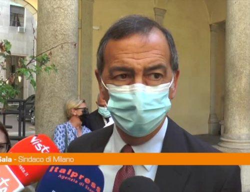 "Sala: ""Salvini candidato sindaco a Milano? Sarebbe un grande confronto"""
