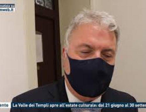 Agrigento – La Valle dei Templi apre all'estate culturale: dal 21 giugno al 30 settembre
