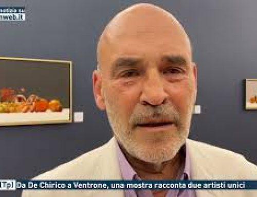 Erice (Tp) – Da De Chirico a Ventrone, una mostra racconta due artisti unici