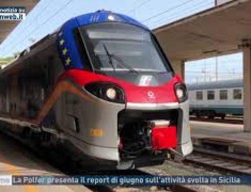 Palermo – La Polfer presenta il report di giugno sull'attività svolta in Sicilia