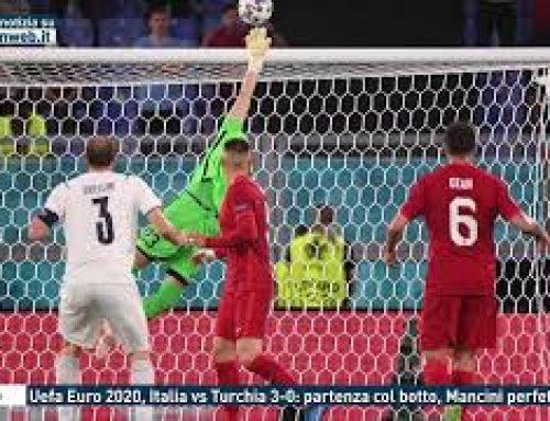 Calcio – Uefa Euro 2020, Italia vs Turchia 3-0: partenza col botto, Mancini perfetto