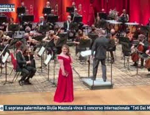 """Treviso – Il soprano palermitano Giulia Mazzola vince il concorso internazionale""""Toti Dal Monte"""""""