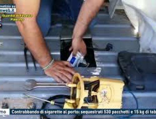 Palermo – Contrabbando di sigarette al porto: sequestrati 530 pacchetti e 15 kg di tabacco