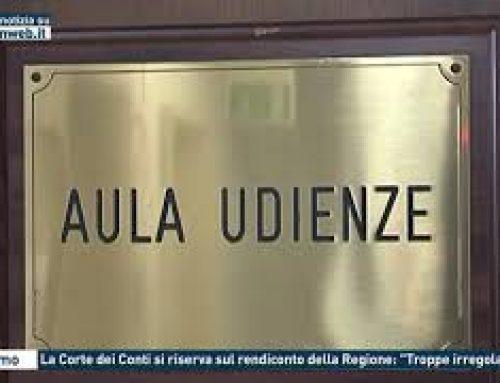 """Palermo – La Corte dei Conti si riserva sul rendiconto dell Regione: """"Troppe irregolarità"""""""