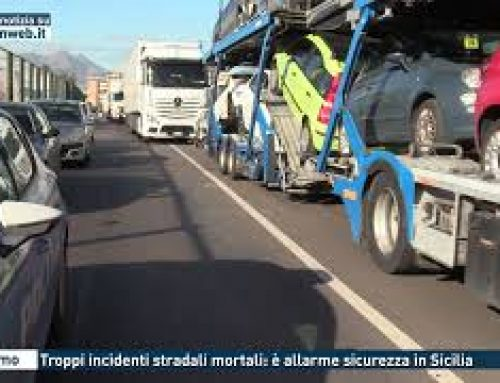 Palermo – Troppi incidenti stradali mortali: è allarme sicurezza in Sicilia