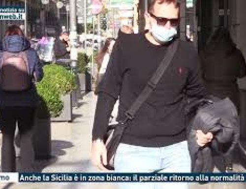 Palermo – Anche la Sicilia è in zona bianca: il parziale ritorno alla normalità