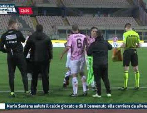 Calcio – Mario Santana saluta il calcio giocato e dà il benvenuto alla carriera da allenatore