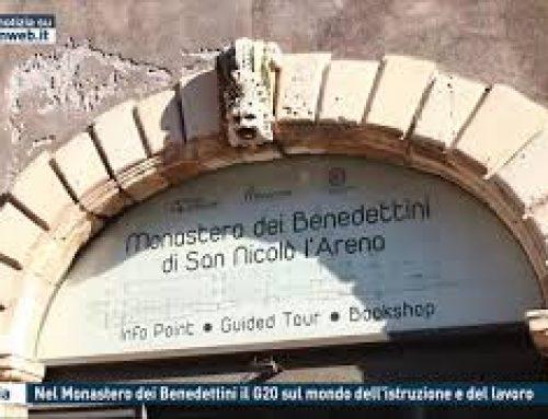 Catania – Nel Monastero dei Benedettini il G20 sul mondo dell'istruzione e del lavoro