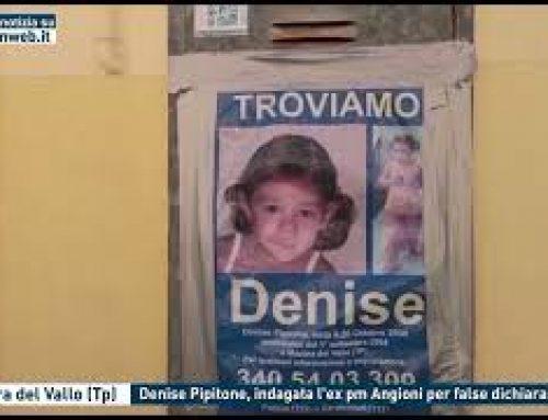 Mazara del Vallo (Tp) – Denise Pipitone, indagata l'ex pm Angioni per false dichiarazioni