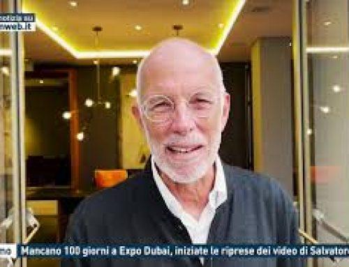 Palermo – Mancano 100 giorni a Expo Dubai, iniziate le riprese dei video di Salvatores
