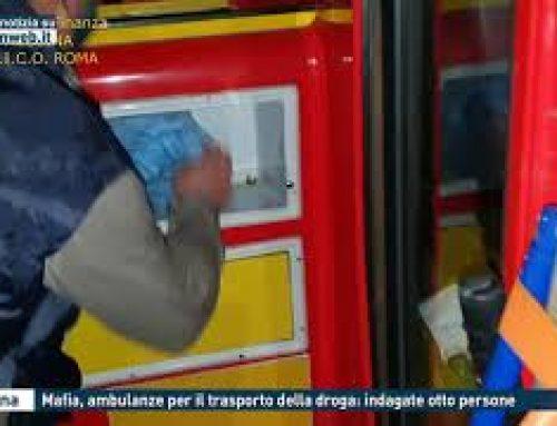 Messina – Mafia, ambulanze per il trasporto della droga: indagate otto persone
