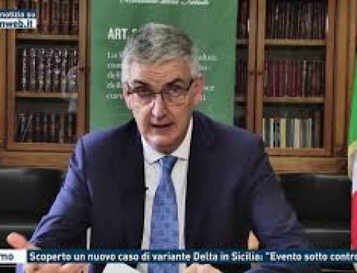 """Palermo – Scoperto un nuovo caso di variante Delta in Sicilia: """"Evento sotto controllo"""""""