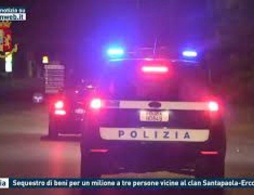 Catania – Sequestro di beni per un milione a tre persone vicine al clan Santapaola-Ercolano