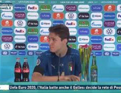 Calcio – Uefa Euro 2020, l'Italia batte anche il Galles: decide la rete di Pessina