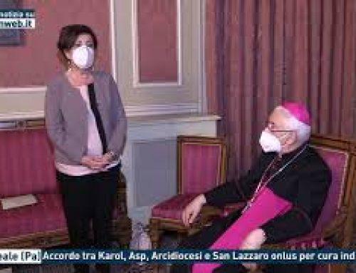 Monreale (Pa) – Accordo tra Karol, Asp, Arcidiocesi e San Lazzaro onlus per cura indigenti