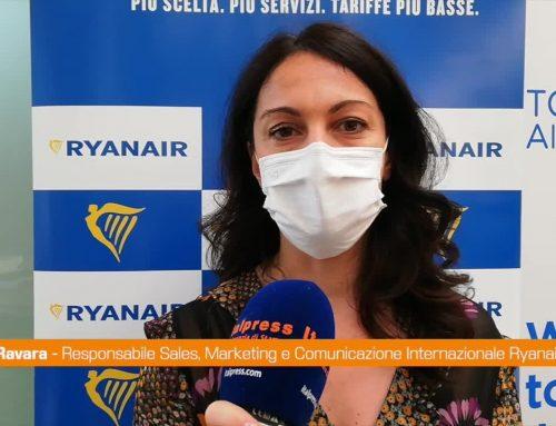 Ryanair apre base Torino, 32 rotte e 123 voli a settimana