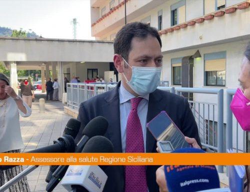 """Razza: """"Nell'ultima settimana Pfizer somministrato in Sicilia al 99%"""""""