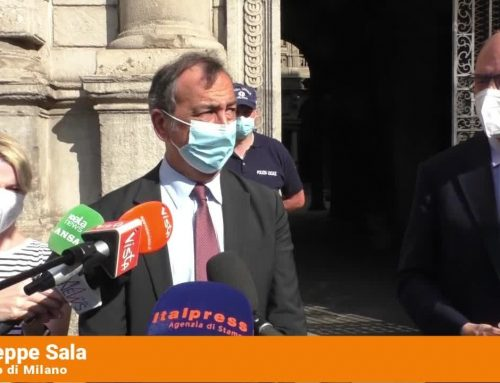 """Milano, Sala """"Lavoriamo a centrosinistra largo"""""""