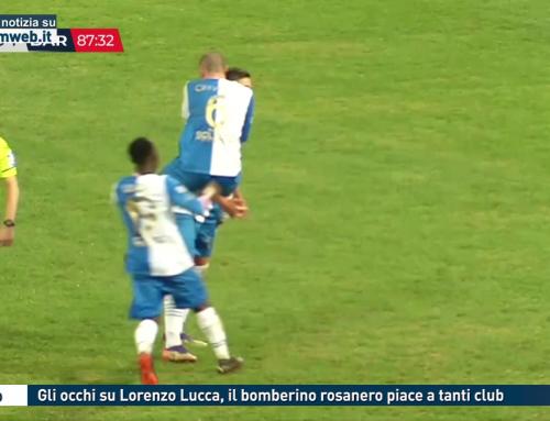 Calcio. Gli occhi su Lorenzo Lucca, il bomberino rosnero piace a tanti club