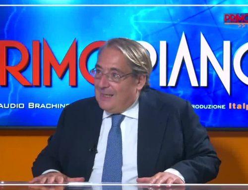 """Napoletano """"Con Draghi doppia partita in Italia e in Ue"""""""