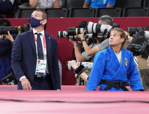 Giuffrida bronzo nel judo, 4^ medaglia per l'Italia