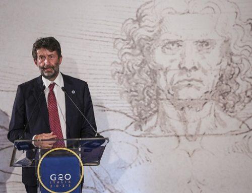 """G20 Cultura, Franceschini """"Approvata la Dichiarazione di Roma"""""""