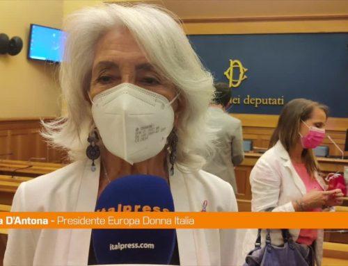 """Tumore al seno, nasce alleanza """"Europa Donna Parlamento"""""""