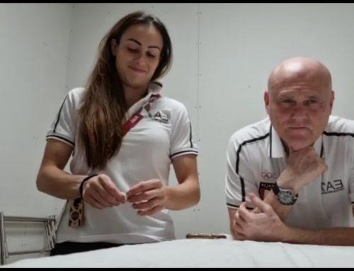"""Vanessa Ferrari """"Concentrata sul mio esercizio"""""""