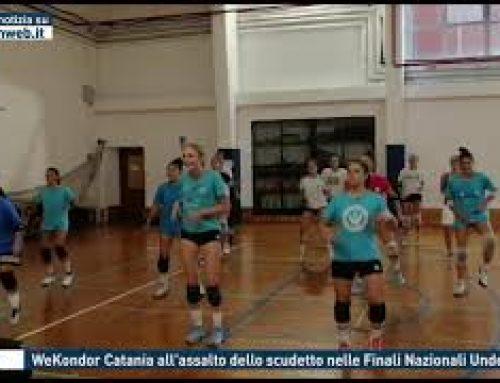 Volley – Wekondor Catania all'assalto dello scudetto nelle Finali Nazionali Under 15
