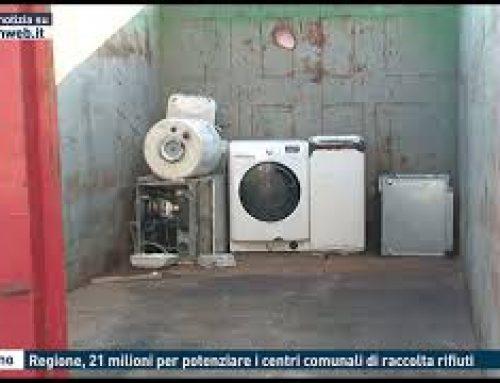Palermo – Regione, 21  milioni per potenziare i centri comunali di raccolta rifiuti