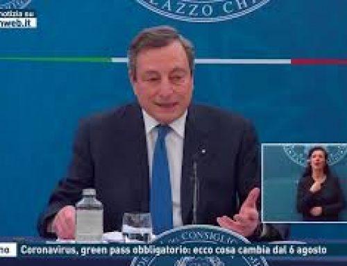 Palermo – Coronavirus, green pass obbligatorio: ecco cosa cambia dal 6 agosto