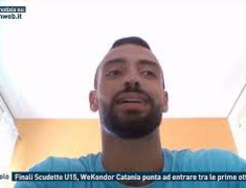 Pallavolo – Finali Scudetto U15, Wekondor Catania punta ad entrare tra le prime otto