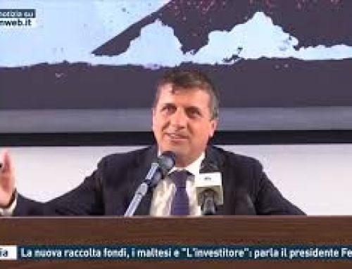"""Catania – La nuova raccolta fondi, i maltesi e """"L'investitore"""": parla il presidente Ferraù"""