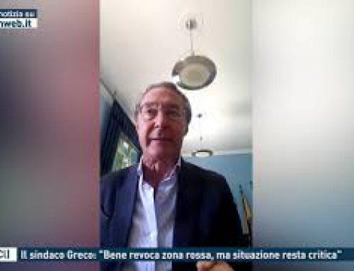 """Gela (Cl) – Il sindaco Greco: """"Bene revoca zona rossa, ma situazione resta critica"""""""